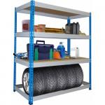 Стеллажи для гаража (150)